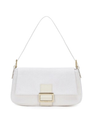 Cow Hair Luke Bag in Ivory_VX0AG0840