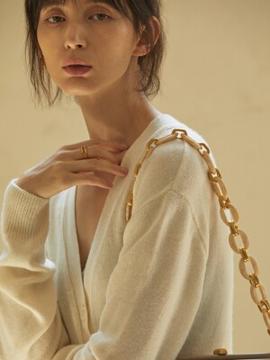 NACRE CHAIN STRAP [ 3 COLOR ]