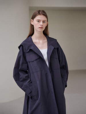 21SN windbreaker coat [NA]