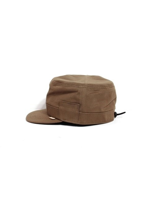 MILITARY WORK CAP - KHAKI