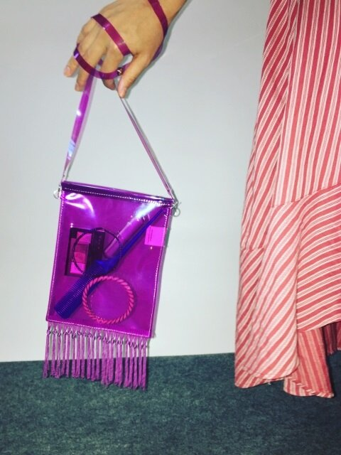 Freedom Bag - Iridescent Purple