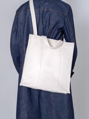 3WAY COATED HEAVY CANVAS BAG