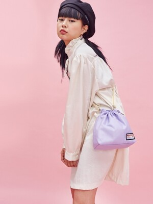 Lucky Cross Bag PURPLE