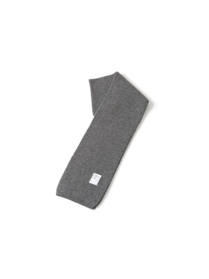 247 LIGHT-WEIGHT HALF MUFFLER [DARK GREY]