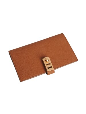 SIGNATURE WALLET BROWN