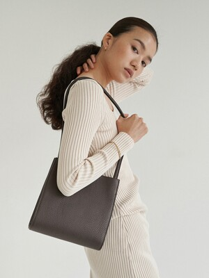 Square Bag - Brown