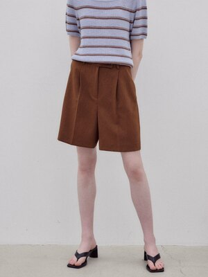 One-tucked Short pants SW1ML248-93