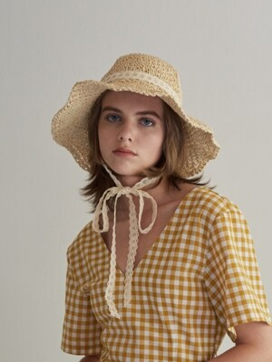 Murs Raffia Hat (2color)
