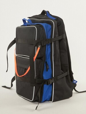 Multiple backpack Noir