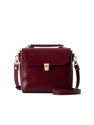 Daisy mini bag (red) - D1005RE