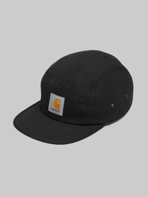 BACKLEY CAP_BLACK