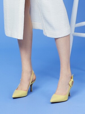 Ribbon Slingback_Lemon