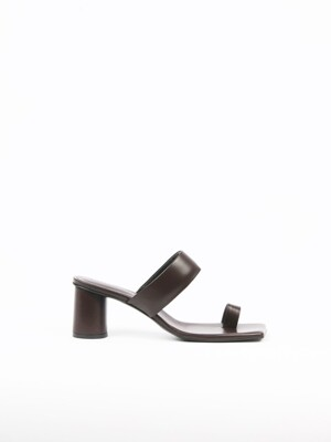 Lana Sandals Leather Brown