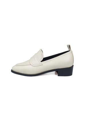 TOM LOAFER_IVORY/AQ0F03IV