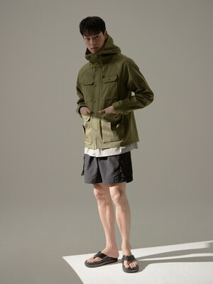 Mountain High Enough Jacket Olive