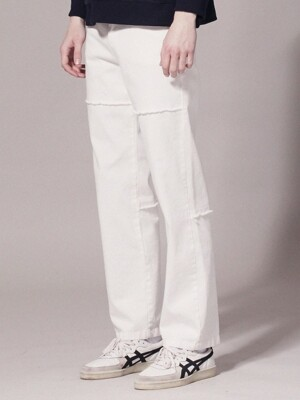 N.C.O Cotton Pants_PL033