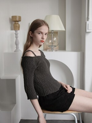 Soft Mix Knit - 3Colors