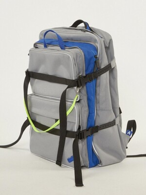 Multiple backpack Grey