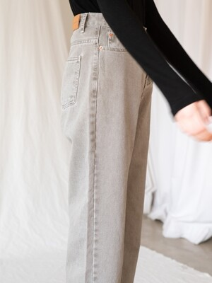 FW19 Jeans Dusty Gray