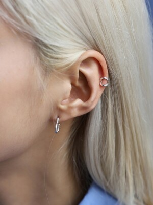 [ESSENTIAL] HEART EAR CUFF_003EL_E09