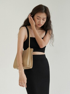 Square Bag - Beige