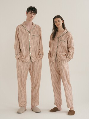 (Couple) Wien Pajama Set