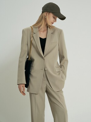 Liel Wool Tailored Jacket