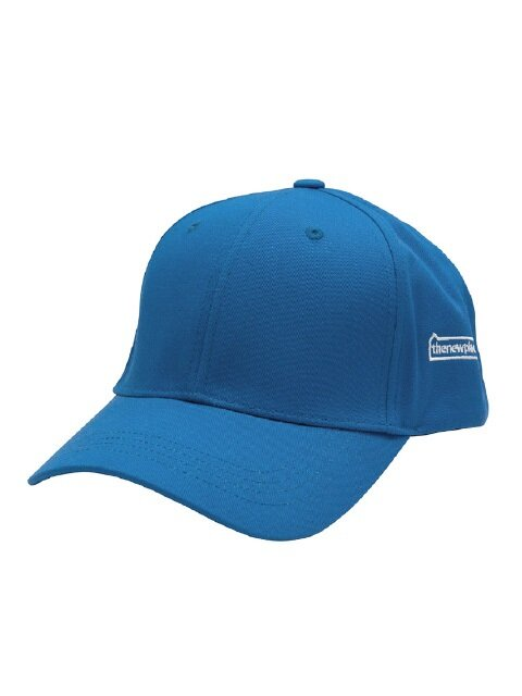 THE NEW PLACE BALL CAP(무지볼캡) - BLUE
