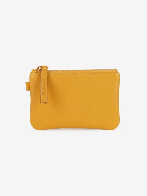 Lambskin Collection Mustard