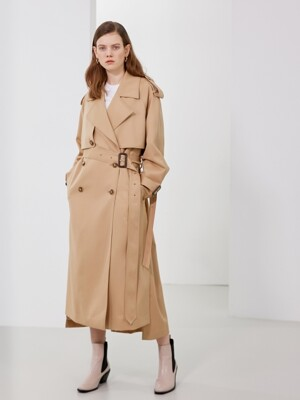 Trench D Classic Wool London Beige [ICONIC]