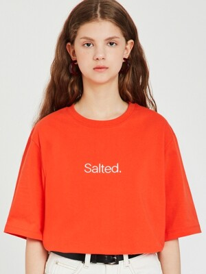 MG9S SALTED TEE (RED)