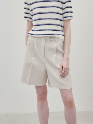 One-tucked Short pants SW1ML228-90