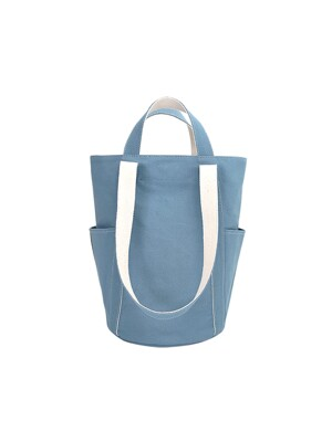 Pote bag - skyblue