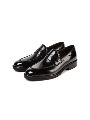 MIRAVO9_PENNY LOAFER(BLACK)