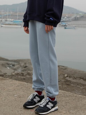 STEADY SWEATPANTS (BABY BLUE)