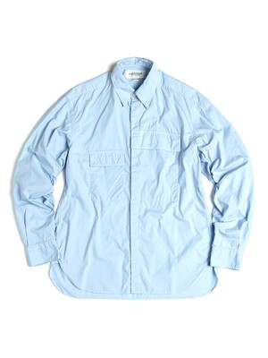 CBA SHIRT / L.BLUE