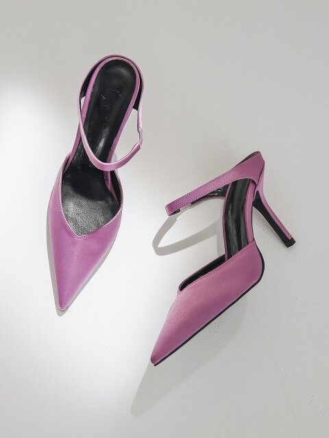 18SS Ankle strapped high-heel_Night lavender