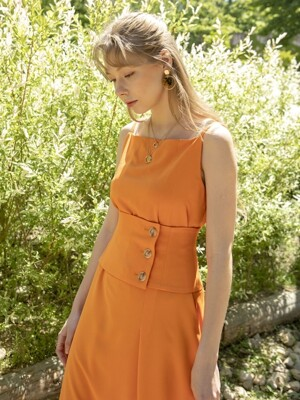 Belt slip dress or