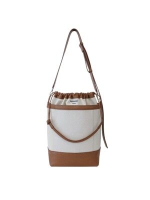 [EXCLUSIVE]Vase bucket bag_canvas