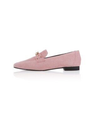 Classic Point Loafer MD19FW1042 Pink