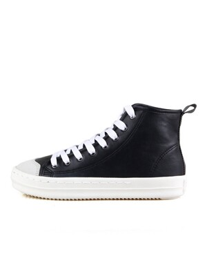 스퍼브 레더하이 SUPERB LEATHER HIGH_BLACK