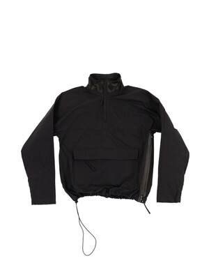 Anorak Jumper Black (Genderless)