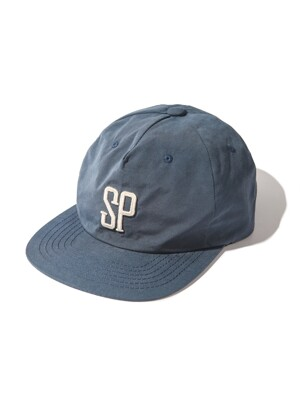 SP 6-Panel Ball Cap Type.2 -D.Blue-
