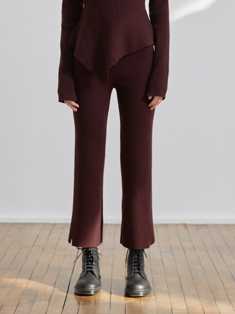 EVA MERINO WOOL PANTS