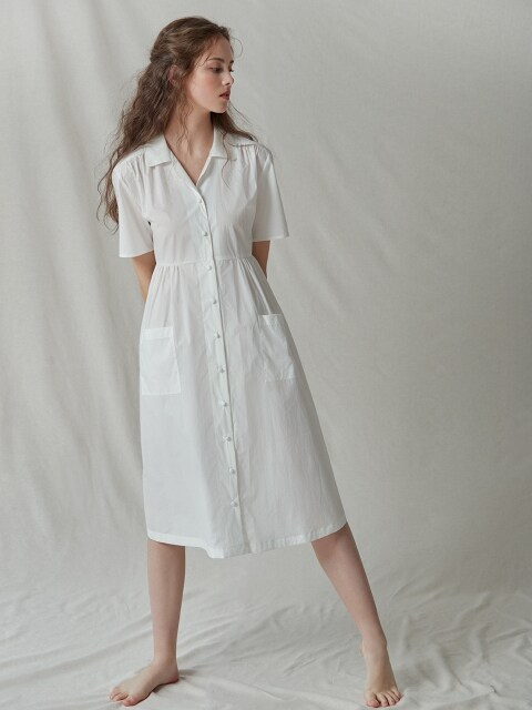marin shirtdress