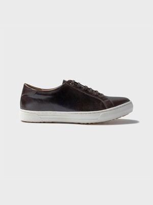 Over the Cordovan Sneakers
