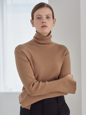 19WN basic turtleneck [BE]