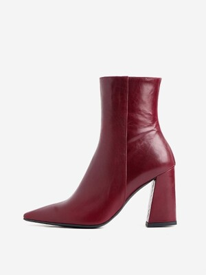Mrc006 Ankle Boots (Wine)