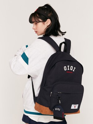 HERITAGE OXFORD BACKPACK_navy