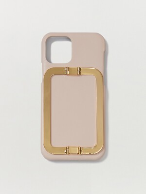 IPHONE 12MINI/12,12PRO/12PRO MAX CASE NUDE PINK